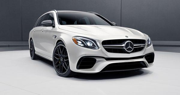Mercedes Amg E