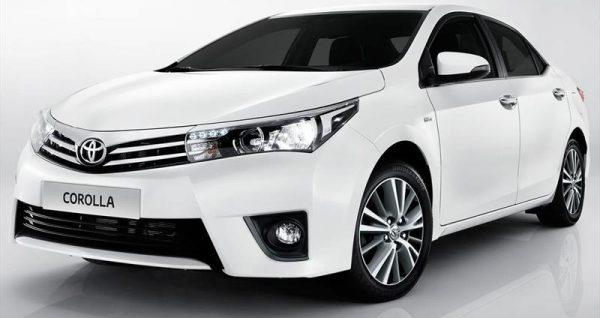 Toyota Coralla